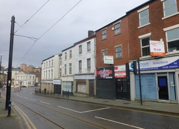 Thumbnail Retail premises for sale in 17 Drake Street Investment - Reduced, Rochdale