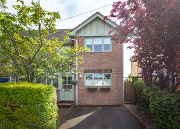 Thumbnail 4 bed semi-detached house for sale in Lyefield Road East, Charlton Kings, Cheltenham