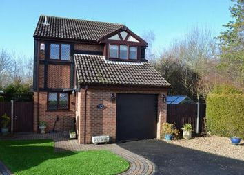 Thumbnail 3 bed detached house for sale in Thames Road, East Hunsbury, Northampton
