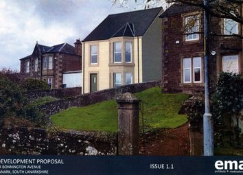 Thumbnail Land for sale in Bonnington Avenue, Lanark