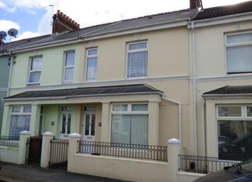 Thumbnail 2 bed terraced house for sale in Cattedown, Plymouth, Devon