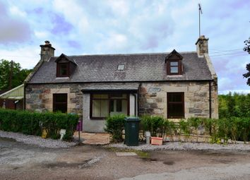 Thumbnail 3 bed cottage to rent in Dallas, Forres
