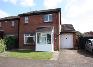 Thumbnail 3 bedroom detached house for sale in Long Pasture, Peterborough