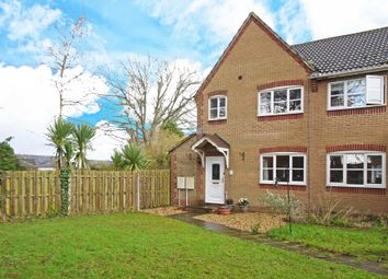 Thumbnail 3 bed semi-detached house for sale in Pridhams Way, Exminster, Exeter