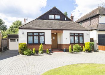 Thumbnail 5 bedroom bungalow for sale in The Crescent, Loughton