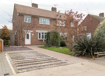 Thumbnail 3 bed semi-detached house for sale in Dene Holm Road, Northfleet, Kent