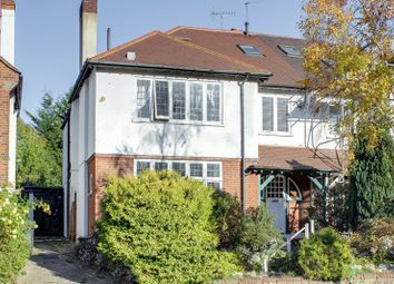 Thumbnail 4 bed semi-detached house for sale in Grove Avenue, London