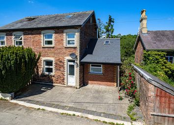 Thumbnail 5 bed semi-detached house for sale in Llanbister Road, Llandrindod Wells