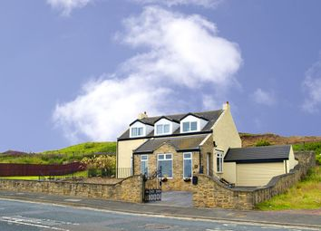 Thumbnail 4 bed detached house for sale in Coast Road, Whitburn