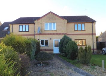 Thumbnail 2 bed semi-detached house for sale in Farrow Avenue, Holbeach, Spalding