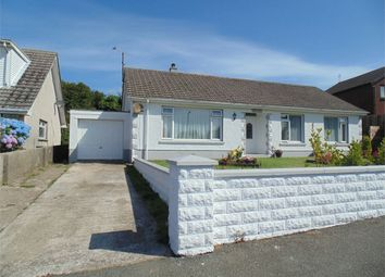 Thumbnail 3 bed detached bungalow for sale in 12 Castle Pill Crescent, Steynton, Milford Haven, Pembrokeshire