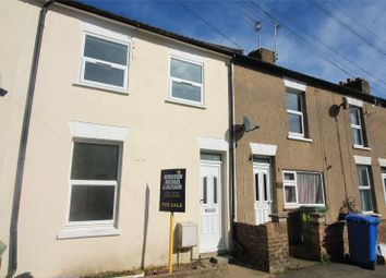 Thumbnail 2 bedroom terraced house for sale in Shortlands Road, Sittingbourne, Kent