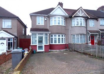 Thumbnail 4 bedroom semi-detached house to rent in Dunster Drive, Kingsbury, London