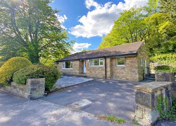 Thumbnail 2 bed detached bungalow for sale in Halifax Road, Todmorden