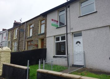 Thumbnail 2 bed terraced house to rent in Dumphries Street, Treherbert