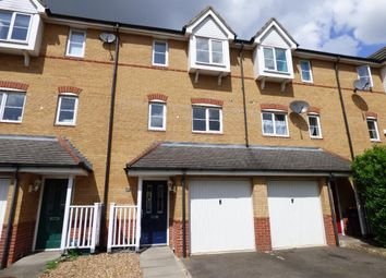 Thumbnail 3 bed town house for sale in The Sidings, Bedford