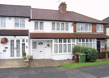 Thumbnail 3 bedroom terraced house for sale in Herkomer Road, Bushey