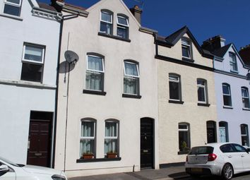 Thumbnail 5 bed terraced house for sale in Victoria Road, Bangor