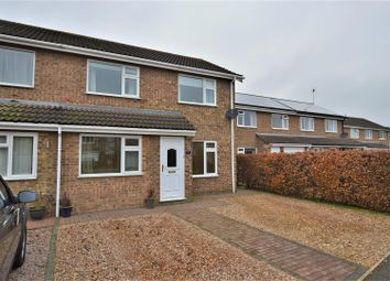 Thumbnail 3 bed semi-detached house for sale in Arran Road, Stamford