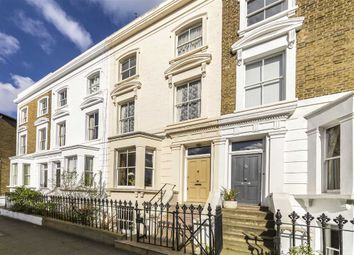 Thumbnail 4 bed terraced house for sale in Aldebert Terrace, London