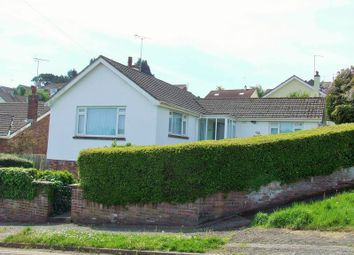Thumbnail 3 bed bungalow for sale in Berkeley Avenue, Torquay
