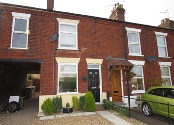 Thumbnail 2 bedroom terraced house for sale in Spixworth Road, Old Catton, Norwich