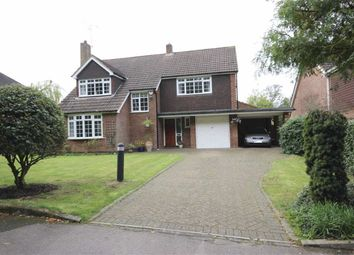 Thumbnail 4 bed detached house for sale in Oakfield Road, Harpenden, Hertfordshire
