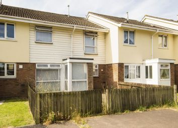 Thumbnail 3 bed terraced house for sale in Broad Mead Park, Newport