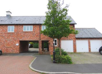 Thumbnail 2 bed flat for sale in Brereton Close, Tarvin, Chester