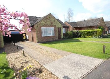 Thumbnail 2 bedroom detached bungalow for sale in James Essex Drive, Ely
