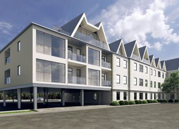 Thumbnail 2 bed flat for sale in 120 Bridge Road, Chertsey