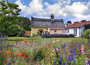Thumbnail 3 bed cottage for sale in Spring Lane, Ufford, Woodbridge