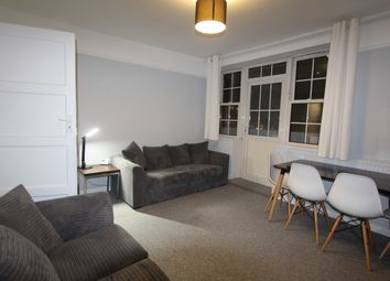 Thumbnail 3 bed flat to rent in Wyndham Estate, London