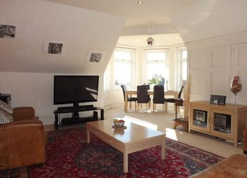 Thumbnail 4 bed flat to rent in Festing Road, Southsea