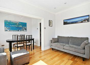 Thumbnail 3 bed flat for sale in St Albans Avenue, Chiswick, London