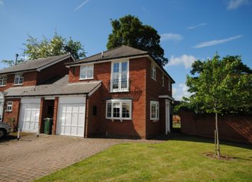Thumbnail 3 bed link-detached house to rent in Dower House Gardens, Quorn, Loughborough
