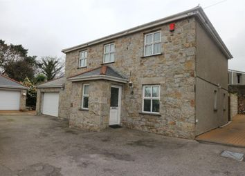 Thumbnail 4 bed detached house for sale in Roskear, Camborne, Cornwall