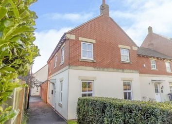 Thumbnail 3 bed semi-detached house for sale in Vega Close, Swindon