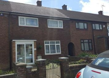 Thumbnail 3 bed terraced house for sale in Wednesbury Gardens, Romford