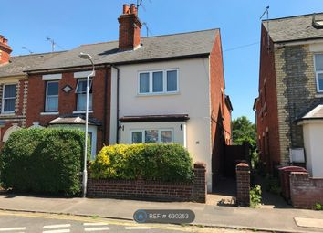Thumbnail 3 bedroom end terrace house to rent in Coldicutt Street, Caversham, Reading