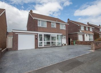 Thumbnail 4 bed detached house for sale in Beverston Way, Plymouth