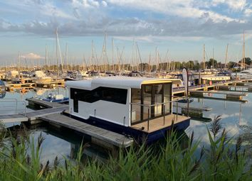 Chichester Marina, Chichester, West Sussex PO20. 2 bed houseboat for sale