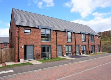Thumbnail 3 bed end terrace house for sale in Wester Suttieslea Bank, Newtongrange