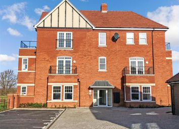 Thumbnail 2 bed flat for sale in Wren Drive, Finberry, Ashford, Kent