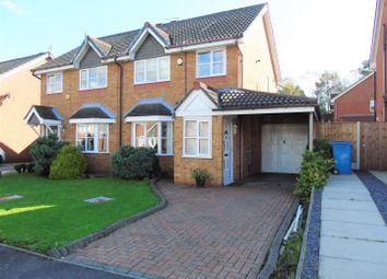 Thumbnail 3 bed semi-detached house for sale in Longdown Road, Fazakerley, Liverpool