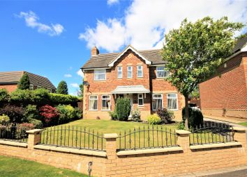 Thumbnail 3 bed detached house for sale in Blair Close, Durham