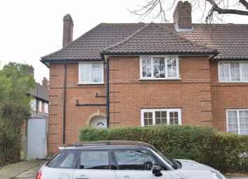 Thumbnail 4 bed end terrace house to rent in Yew Tree Road, London