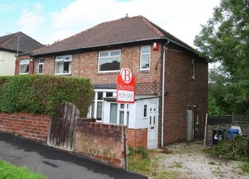 Thumbnail 2 bed semi-detached house for sale in Lister Crescent, Sheffield, South Yorkshire