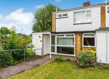 Thumbnail End terrace house for sale in Leybourne Close, Bromley