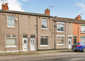 Thumbnail 2 bed terraced house for sale in Marlborough Street, Hartlepool